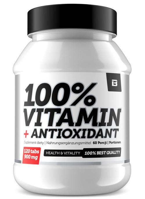 nowy styl na sprzedaż online przybywa Hi Tec BLADE Series 100% Vitamin + Antioxidant 120tab
